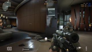 New Crossfire X Sniper clip