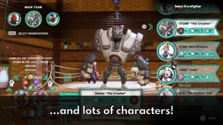 DrawFighters Official Launch Trailer