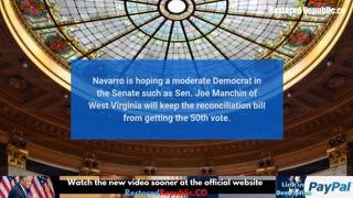 Peter Navarro Democrats, Fed Lack 'Economic Literacy'