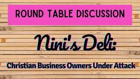 Round Table: Nini's Deli