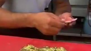 Cooking tutorial: Gold Steak Recipe