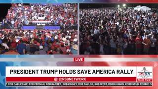 President Donald Trump Rally LIVE in Cullman, AL 8/21/21