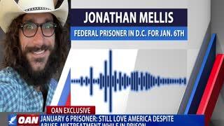 Jan.Jan. 6 Prisoner: I still love America despite abuse, mistreatment while in prison