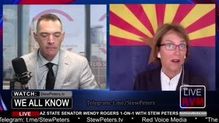 "Senator Wendy Rogers UPDATE on AZ Audit: ""ARREST THEM ALL"""