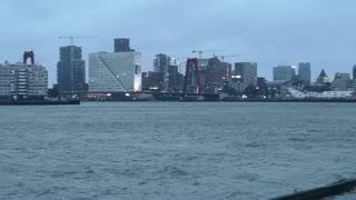 Rotterdam River