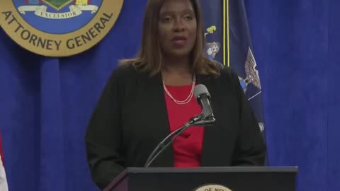 New York AG Letitia James has concluded Governor Cuomo sexually harassed ELEVEN women.