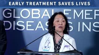 Dr. Kami Kim Explains How Monoclonal Antibody Treatments Can Save Lives