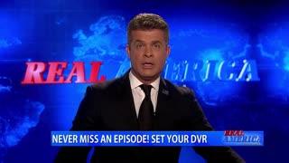 Real America - Dan 'President Trump Interview Coming Soon'