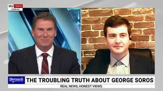 "Palumbo Talks ""The Man Behind the Curtain: Exposing the Secret Network of George Soros"""