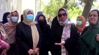 Taliban replace women's ministry