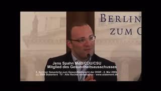 Jens Spahn sagte 2009 in aller Deutlichkeit den Herrn Lauterbach zu ignorieren