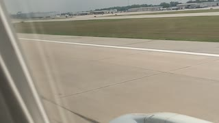 Takeoff from Omaha