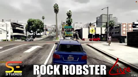 ROBSTER LIVE PODCAST - Episode #2