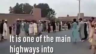 TALIBAN CONTROLS CAPITAL KABUL