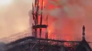 Desastre en Notre Dame