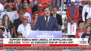 Mike Lindell: It's Not Trump 2024, It's Trump 2021!....!!