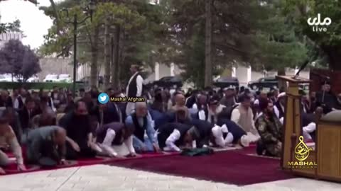 Projectiles land near presidential palace in Afghanistan