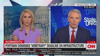 Rob Portman on infrastructure vote deadline