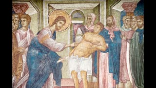 """Fr Hewko, XVI Sunday After Pentecost, 2021 """"Man Swollen With Dropsy"""" [Audio] (NC)"""
