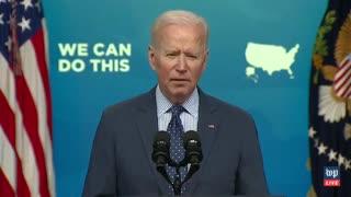 Joe Biden thinks January was 15 months ago