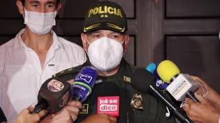 Policía Pide excusas tras agresión a la prensa en Bucaramanga