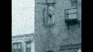 UFO Caught on Tape - 1979