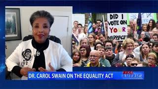 Real America - Dan W/ Dr. Carol Swain