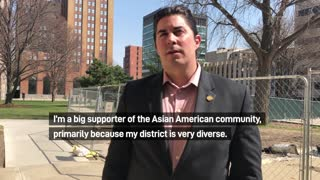 Rally Fights Bigotry Towards Asian Americans