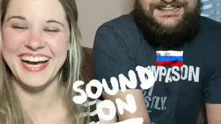 Russian animal sounds