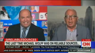 ROASTED POTATO: CNN's Brian Stelter gets humiliated by guest on his own show
