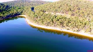 Sugerloaf Dam Victoria Australia