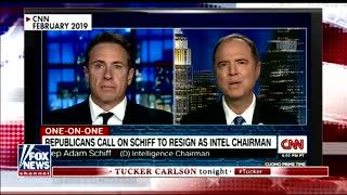 Tucker Carlson Adam Schiff Resign Part 2