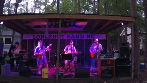 Longshot® Band NC Live Memorial Weekend 2020 Rocking Tonight Reloaded CD