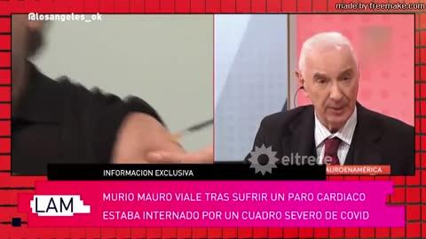 Murió Mauro Viale vacunado y con Covid Ésto pensaba del virus, la vacuna y la conciencia social