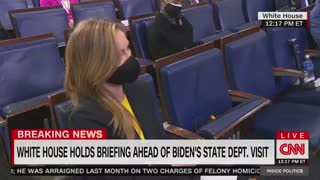 Press Sec Asked If Biden Backs Teachers Unions or Kids –– Her Answer Says It ALL
