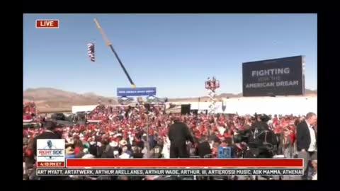 Trump Rally Crowd AZ