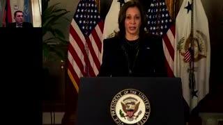 Kamala Harris makes U.N. debut, pledges to fight for women, democracy