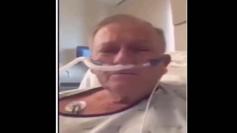 Veteran's Dying Last Words To Donald J Trump