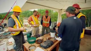 Gold Rush: Solid Gold Test