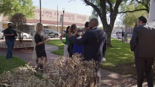 LTC Allen West Press Conference from Laredo Texas