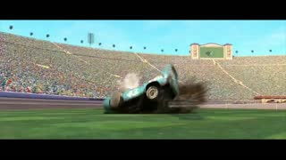 Cars | 2006 Climax | Best Racing Movie Scene
