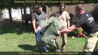 How to defend against a Dog - Self Defense