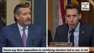 Three GOP senators opposed to Electoral College vote, still battling detractors