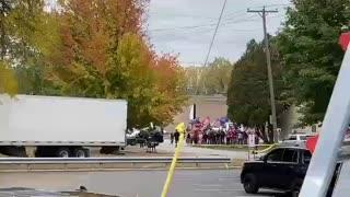 More Patriots than Biden supporters at Biden Rally!!
