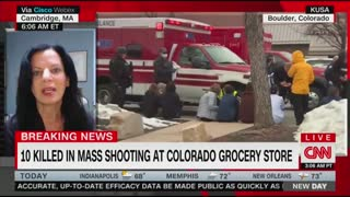 Because Of Colorado, CNN Reporter Predicts Dangerous Spring And Summer