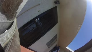 Delivery Driver Steals Home Security Camera
