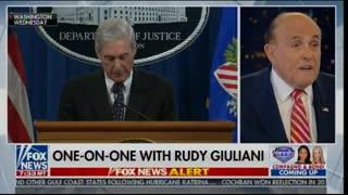 Giuiliani slams Biden family for bribery and extortion