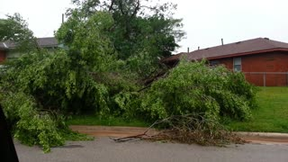 Major Tornado Damage Severe Weather