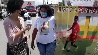 Justicia por Harold Morales Payares