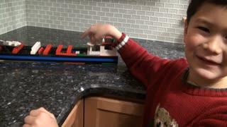 Creative LEGO Design: How to create the LEGO Ore Ships